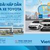 Mua xe Toyota trả góp với siêu ưu đãi từ VietinBank